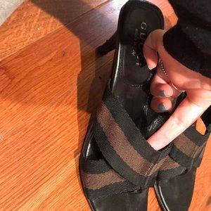 Gucci Shoes - Gucci heeled sandals